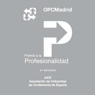 Premio a la Profesionalidad 2013 OPC Madrid