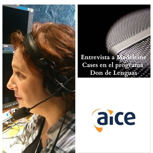 Entrevista a Madelein Cases por Don de Lenguas